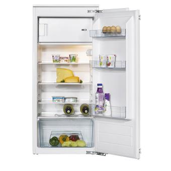 Amica EKS 16184 (Einbau-Kühlschrank A++ mit 4*Gefrierfach, 122er Nische, Festtürtechnik)